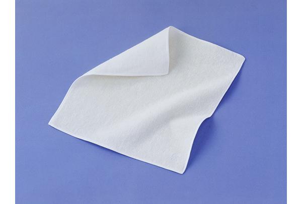 絹肌美人の細かなフラットパイルは洗顔に最適です。