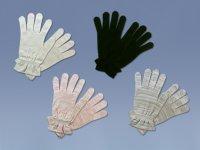 シルクのおやすみ用保湿手袋「ひとり娘」